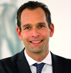 Christian Rudolph, Vice President Borland Sales International  bei Micro Focus